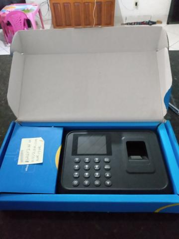 Relógio digital biométrico serve pra bater ponto - Foto 2