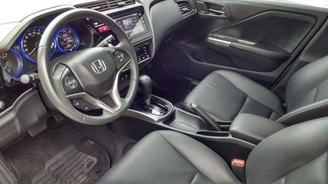 Honda City 1.5 EXL Aut. Flex 17/17 - Foto 5