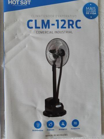 Ventilador e Climatizador vendo