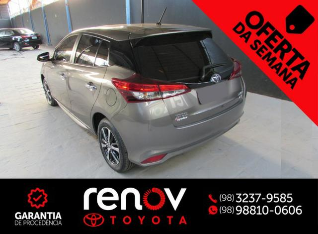 Toyota Yaris HB Auto 1.5 XLS C/Teto 2018.2019 - Foto 4