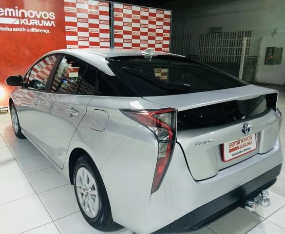 Prius Híbrido Impecável 6 mil km - Foto 8