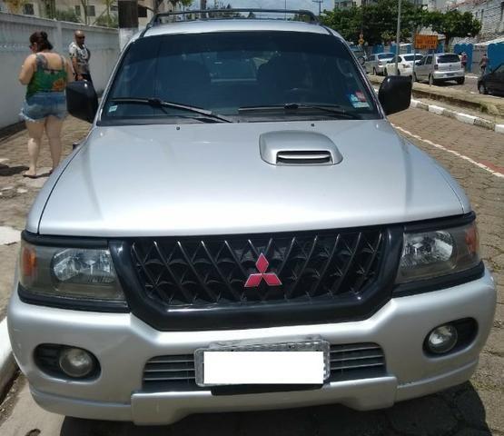 VENDO/TROCO SUV Mitsubishi Pajero Sport SE 2.8 td (diesel) AUT 4x4 2002/2003
