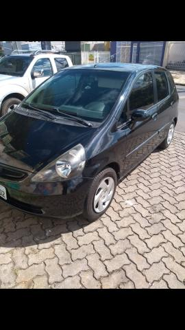 Honda Fit 2005 completo