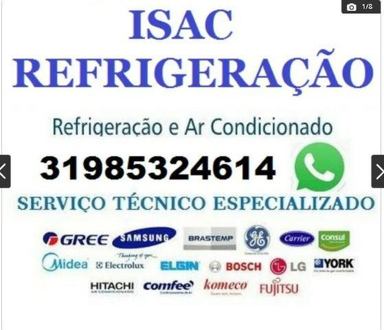 Instalação e Manutenção de ar-condicionado Split e Acj