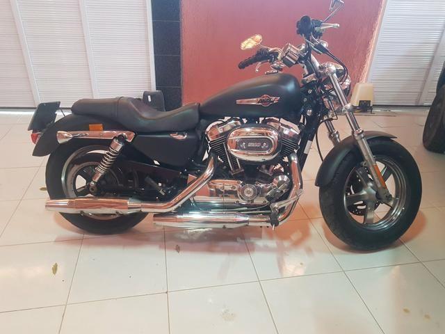 Harley-davidsonsportster 1200 xl custom - Foto 4