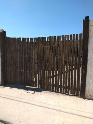Vendo dois portão com Mourão valor r$ 850 - Foto 2