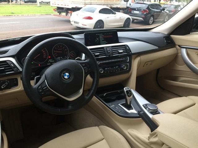 BMW 320i 2016/2016 2.0 GT SPORT 16V TURBO GASOLINA 4P AUTOMÁTICO - Foto 8