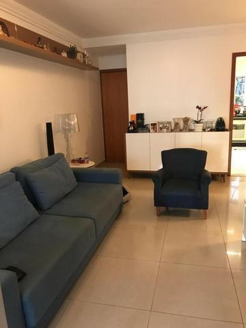 Apartamento com 3 dormitórios à venda, 118 m² - Setor Bueno - Goiânia/GO - Foto 7