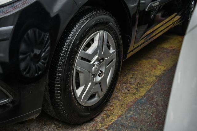 Chevrolet Prisma LT Completo Flex Mec. + GNV + 2019 Vist - Foto 11