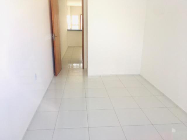 Doc. Grátis com 2 quartos 2 banheiros fino acabamento pertinho de messejana - Foto 4
