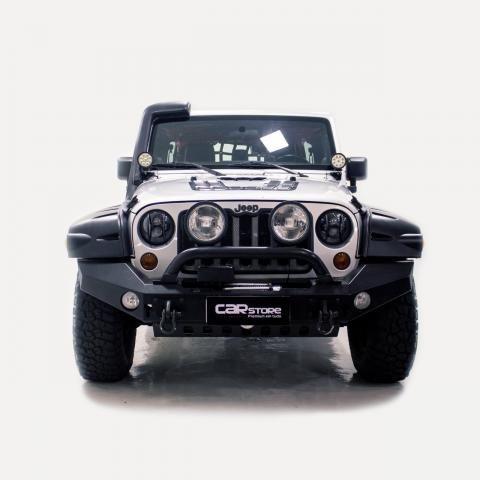 JEEP WRANGLER 2011/2011 3.8 UNLIMITED SAHARA 4X4 V6 12V GASOLINA 4P AUTOMÁTICO - Foto 4