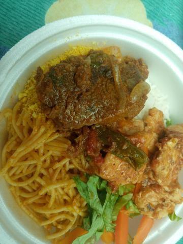 Almocando com qualidade - Foto 2