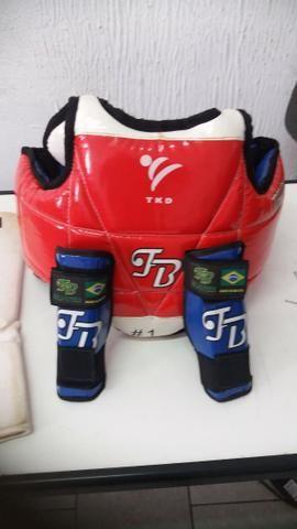 Kit taekwondo