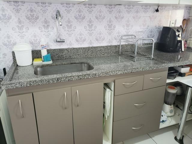 Vende se apartamento (com ou sem mobília) - Foto 9