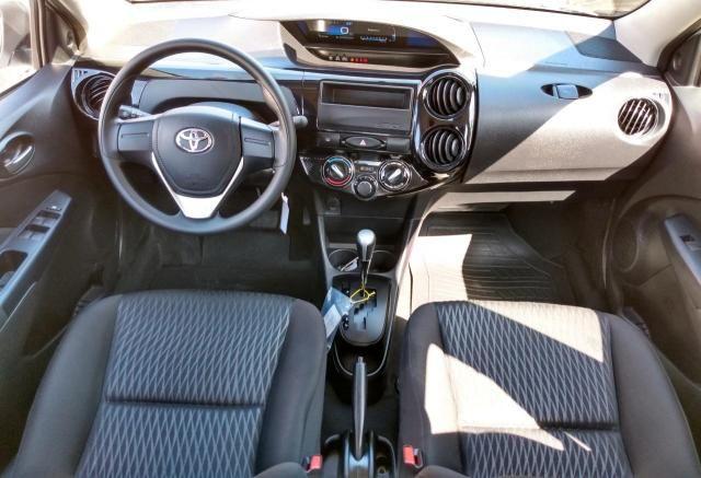 TOYOTA ETIOS 1.5 X SEDAN 16V FLEX 4P AUTOM?TICO. - Foto 5