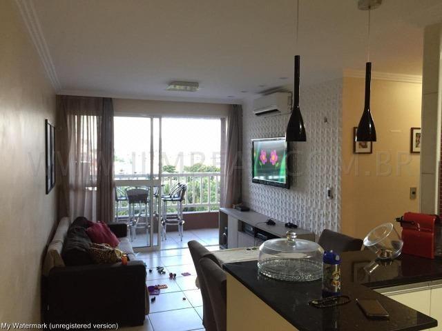 (Cod.:084 - Damas) - Mobiliado - Vendo Apartamento com 74m², 3 Quartos - Foto 7