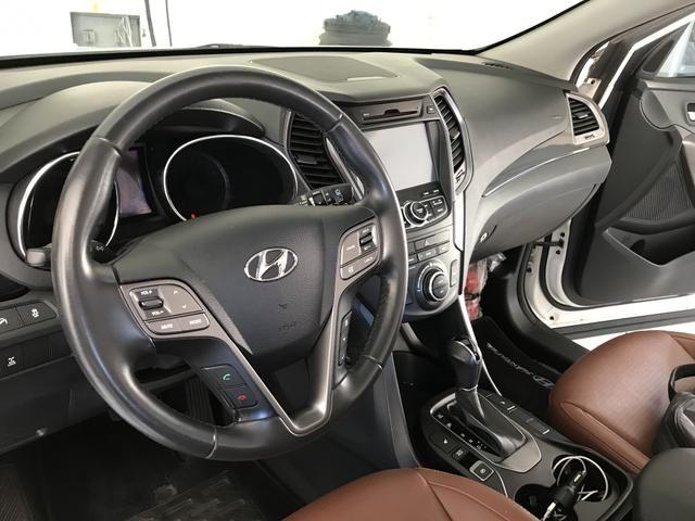 Hyundai Grand Santa Fe 7 lugares OPORTUNIDADE - Foto 4