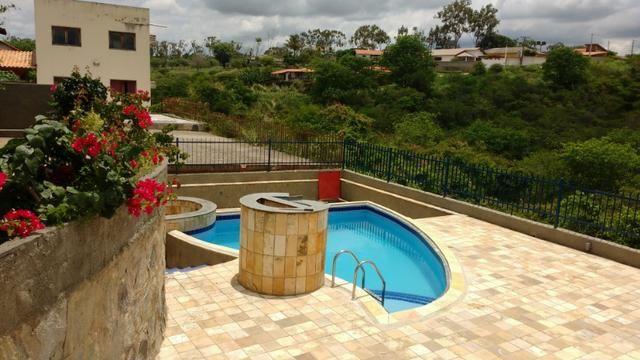 Alugo Casa Com 4 Suites sem Mobília, a 100 Metros da Pista Local, em Gravatá-PE - Foto 18