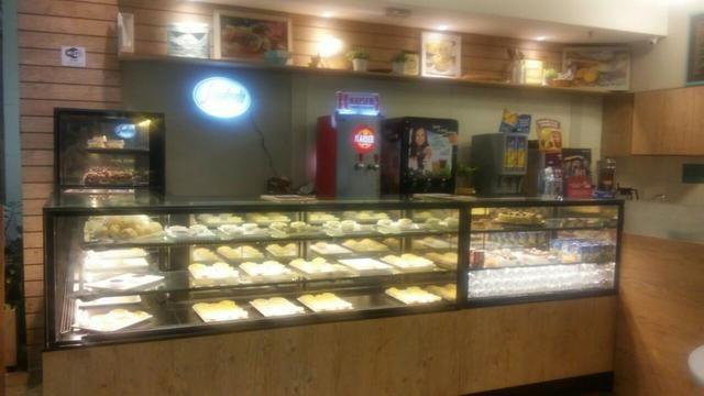Vitrine e vitrines de Confeitaria, para bolos,e doces. Vitrine quente estufa - Foto 6