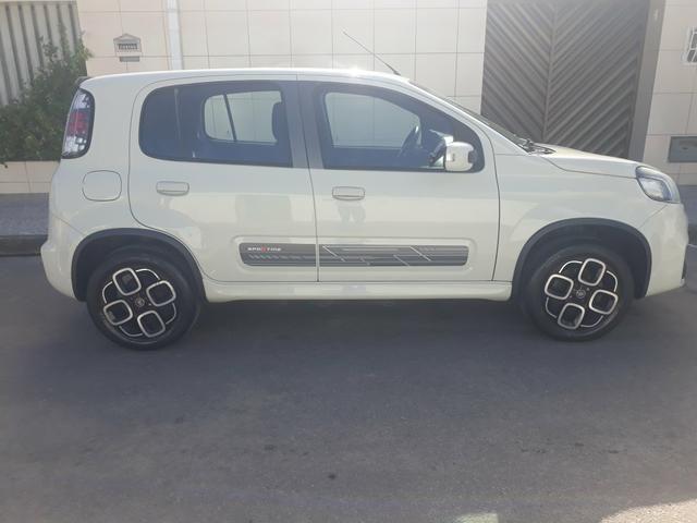 Fiat Uno Sporting 1.4 2015 - Foto 4
