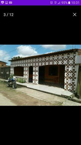 Linda casa no conjunto Amazônia 1 águas brancas - Foto 2