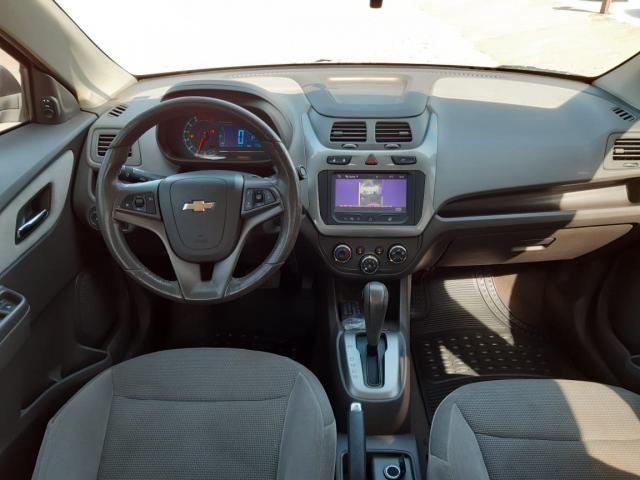 GM Cobalt LTZ 1.8 Automático 14/15 - Troco e Financio! - Foto 9