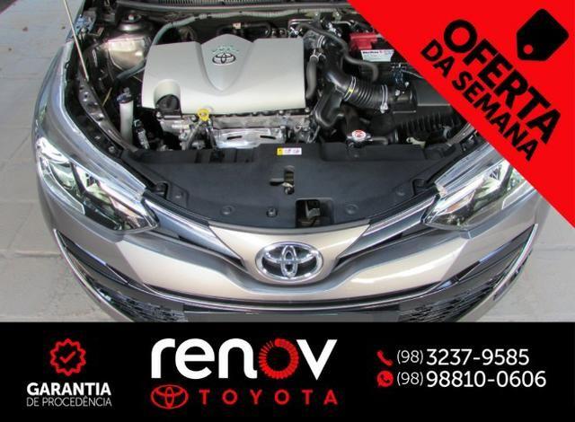 Toyota Yaris HB Auto 1.5 XLS C/Teto 2018.2019 - Foto 7