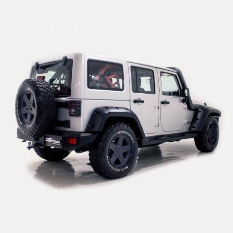 JEEP WRANGLER 2011/2011 3.8 UNLIMITED SAHARA 4X4 V6 12V GASOLINA 4P AUTOMÁTICO - Foto 2