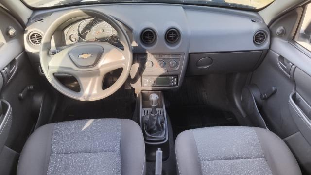 CHEVROLET CELTA 2012/2013 1.0 MPFI LS 8V FLEX 4P MANUAL - Foto 9
