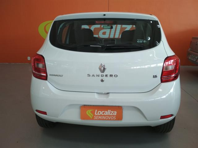 RENAULT SANDERO 2018/2019 1.6 16V SCE FLEX EXPRESSION MANUAL - Foto 2
