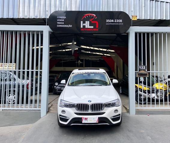 BMW X4 2015/2016 2.0 28I X LINE 4X4 16V TURBO GASOLINA 4P AUTOMÁTICO
