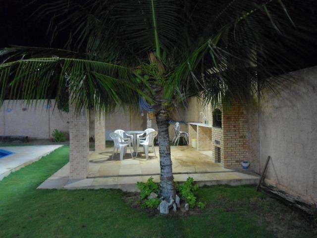 Praia do Presidio- Casa com 3 Suítes, Piscina e deck com churrasqueira Diária de R$ 400,00 - Foto 6
