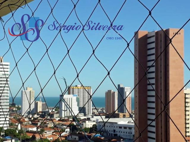 Apartamento no Meireles com 3 quartos e vista mar área de lazer! - Foto 2