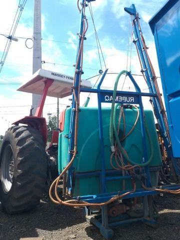 Pulverizador marca rubemaq p800 bc 12