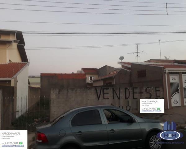 Terreno à venda em Jardim terras de santo antônio, Hortolândia cod:TE00002 - Foto 3