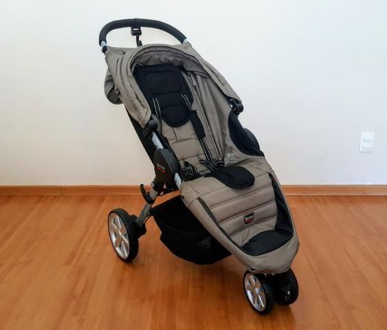 Carrinho De Bebê B Agile + Bebê Conforto Britax B Safe Usado ... 3f3e043831