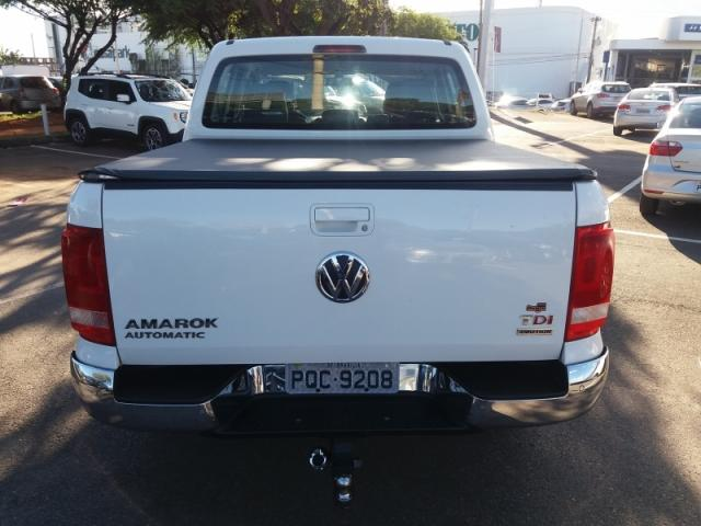 VOLKSWAGEN  AMAROK 2.0 HIGHLINE 4X4 CD 2015 - Foto 8