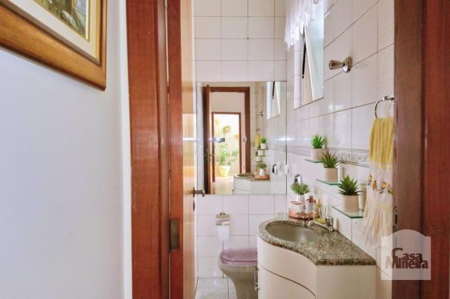 Casa à venda com 4 dormitórios em Alto caiçaras, Belo horizonte cod:245184 - Foto 11