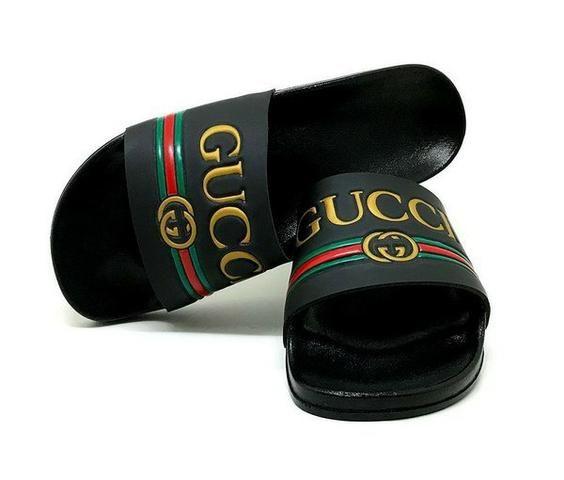 b25ab65cd24 Chinelo Slide Gucci - Roupas e calçados - Campo Grande
