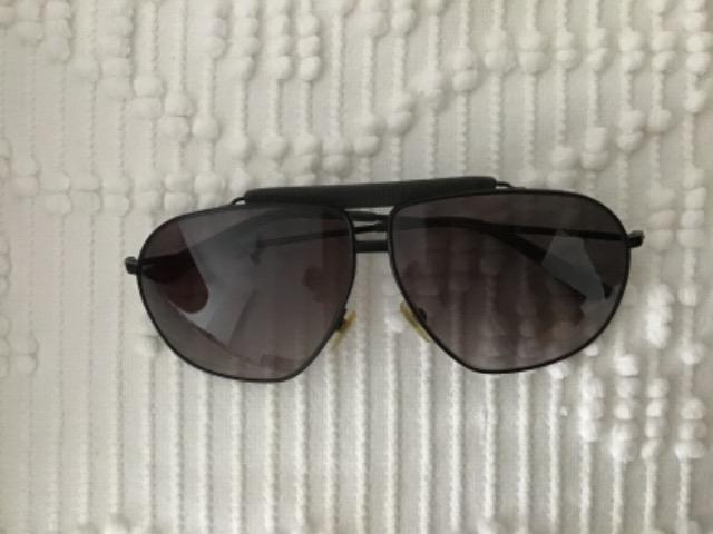 5df6e4aef Óculos de sol Empório Armani aviador original (usado) - Bijouterias ...