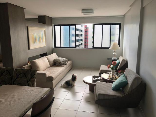 Apartamento tipo Cobertura duplex com 3/4 +DCE , nascente e bastante ventilada ( Jatiúca ) - Foto 15