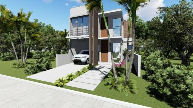 Casa para exigentes, lindo sobrado 130m² - Avalia carro no negócio