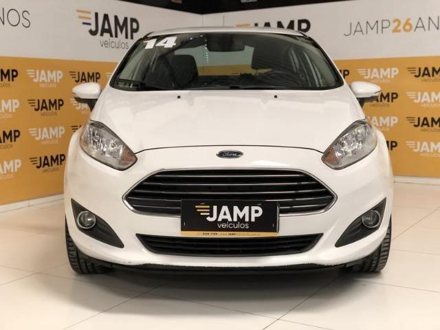 Ford New Fiesta Sed. Titanium 1.6 Powershift Automático 2014 - Foto 3