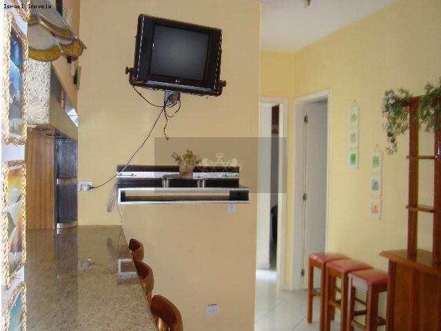 Apartamento à venda com 2 dormitórios em Aruan, Caraguatatuba cod:343 - Foto 14