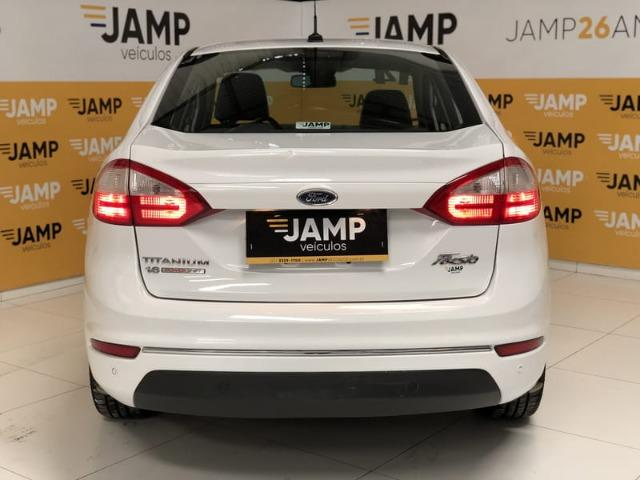 Ford New Fiesta Sed. Titanium 1.6 Powershift Automático 2014 - Foto 8
