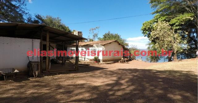 Fazenda margens represa Furnas - Corumbaíba GO - Foto 10