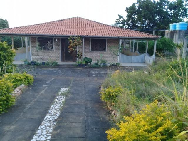 Excelente sítio, com casa sede e casa de caseiro na região de Santo Estevão Bahia