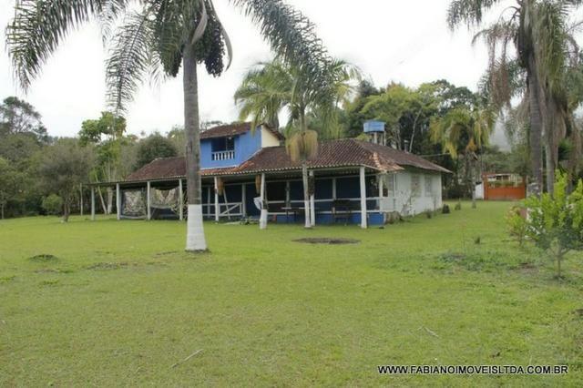 Sítio Águas Claras na Região do Alto Tietê em Biritiba Mirim - SP