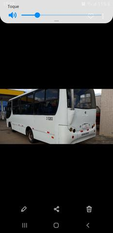 Ônibus vw 8.150 Caio Piccolo - Foto 6