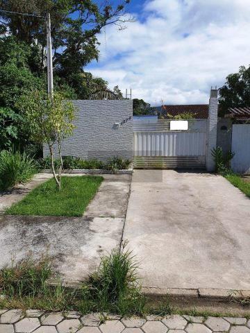 Casa à venda com 1 dormitórios em Jardim das gaivotas, Caraguatatuba cod:241